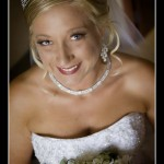 wedding bride bridal portrait