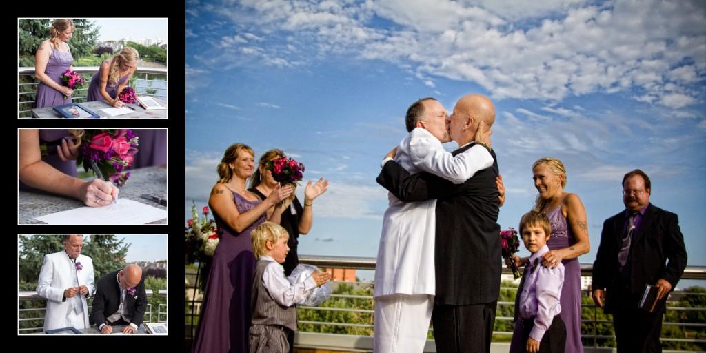 glbt wedding mn
